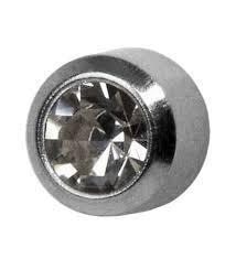 Studex Silver Crystal