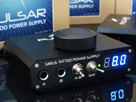 PULSAR VR-1 POWER SUPPLY