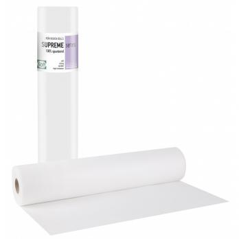 SUPREME STANDARD Non woven roll White 15gr - 68cm x 70m