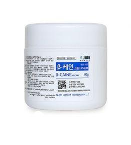 Anesthetic B Cain Lidocaine 6.5% Prilocaine 5% 50g.