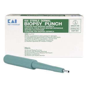 KAI MEDICAL Biopsy Punches 1.5 - 1pcs