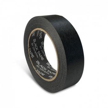 Crystal - Black Microporous Tape - 3 cm x 50 m