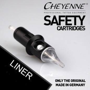 CHEYENNE CARTRIDGE NEEDLE - ROUND LINER - 10pcs/box
