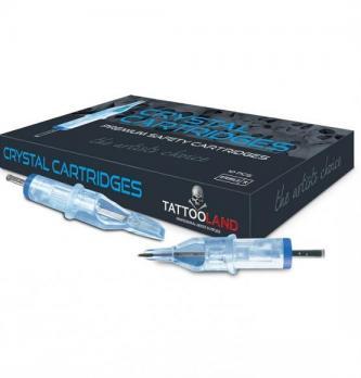 Crystal Cartridges - Flat (FT)