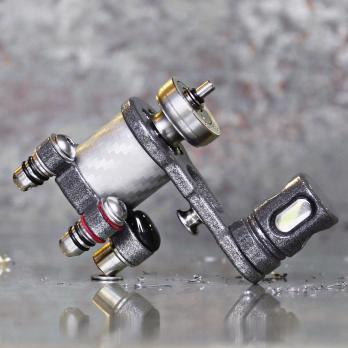 """Z"" Rotary Aluminium Limited Edition Sparkle Grey"