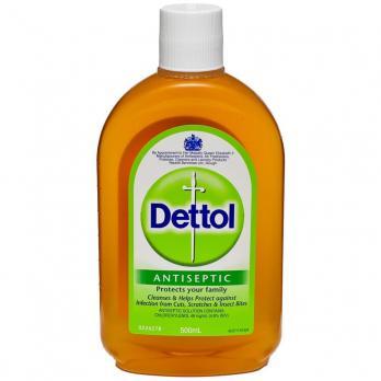 Dettol - 500мл / 250мл