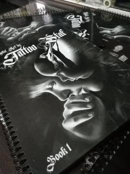 Digital Art By Tattoo Staf